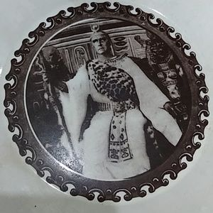 Other - Idols Of The Stage plate